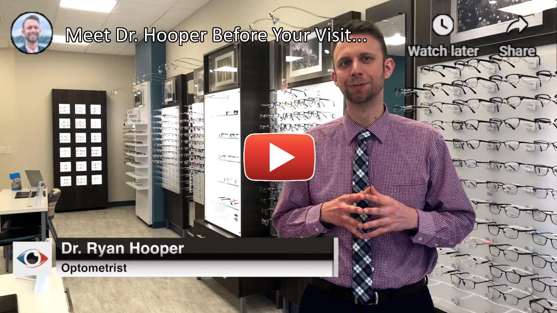 Rocky River Optometrist Eye Dr Ryan Hooper