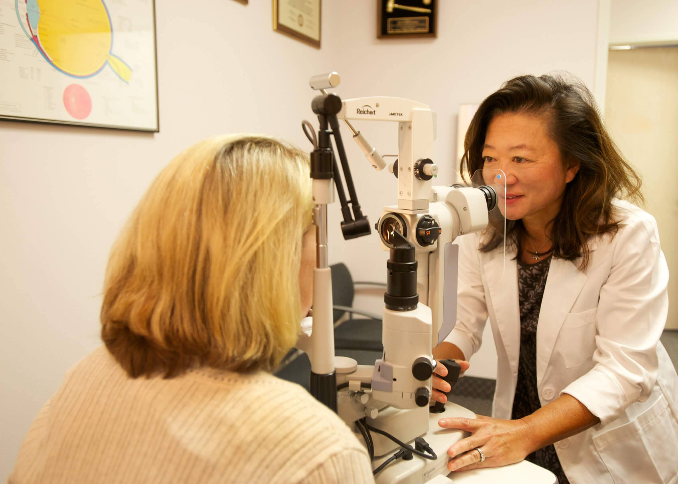352b8ddefc5 Our eye care center offers a full range of eye health services to clients  of all ages