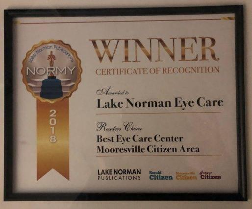 2018 Normy Award Winner crop