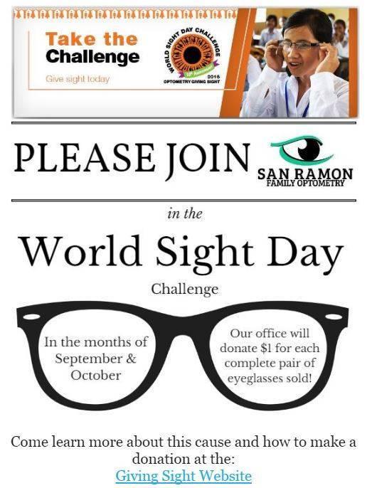 World sight day 1