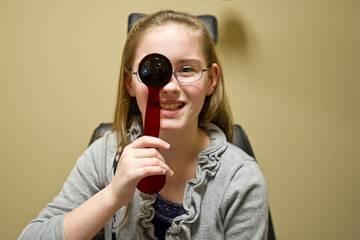 Kids Eye Exam BWP0831