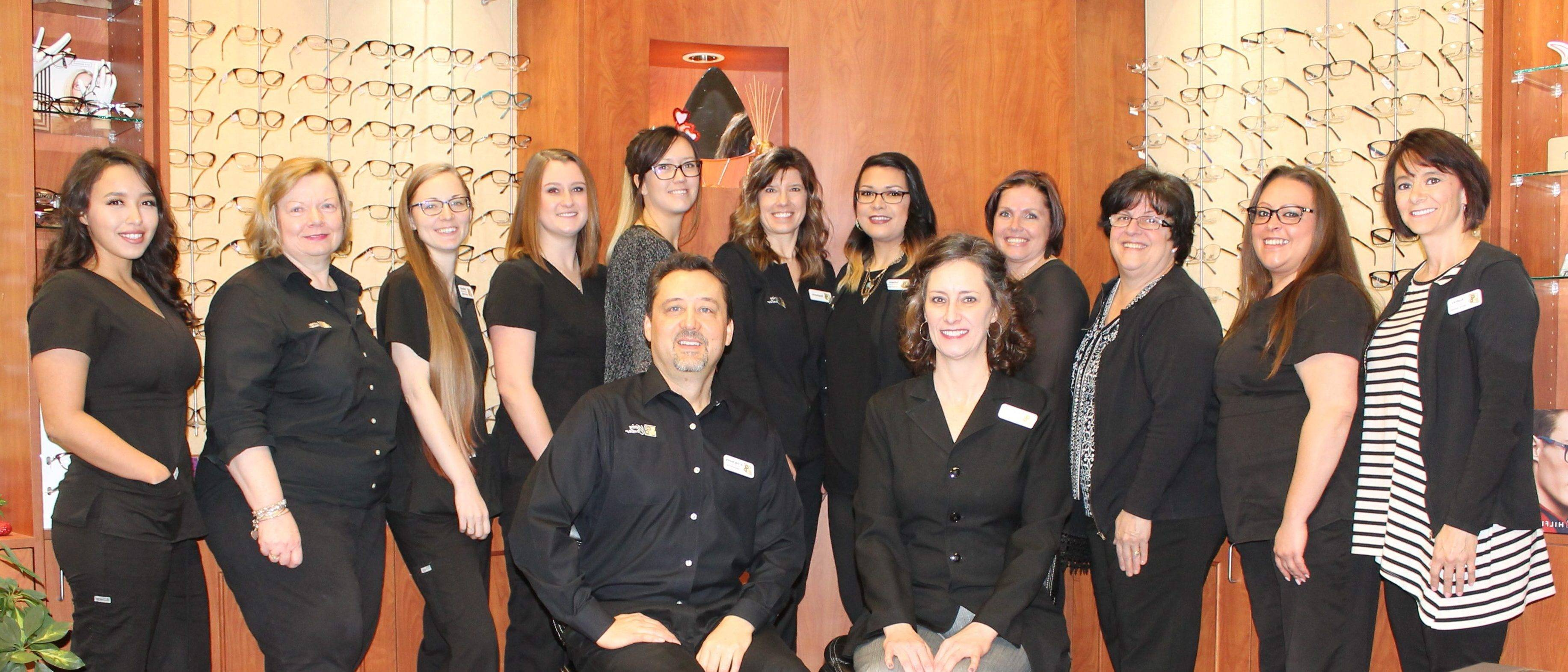 Caring Staff at 20/20 Vision Center in Fort Collins, Colorado