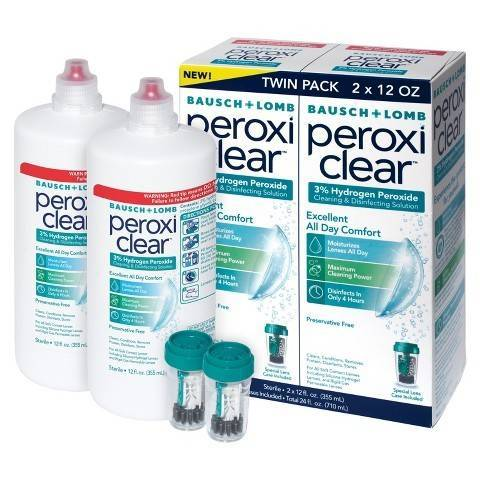 peroxi clear twin pack