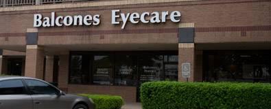 Balcones Eyecare office