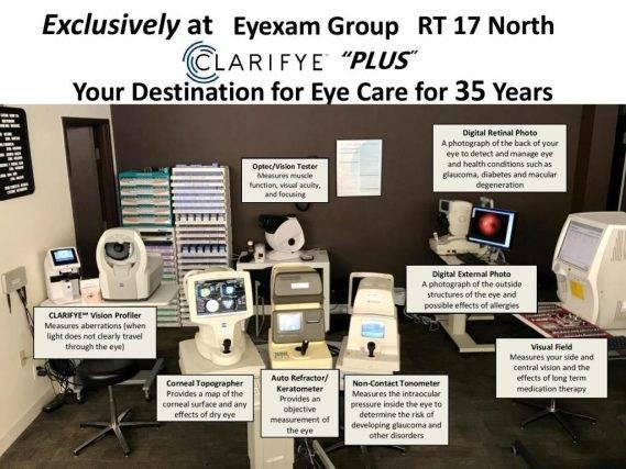 INSTRUMENT PHOTOS - Eye Exam Room - Eye Doctor - Paramus, Ridgewood, NJ