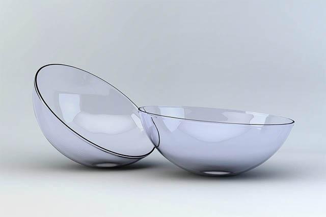 contacts 3D c