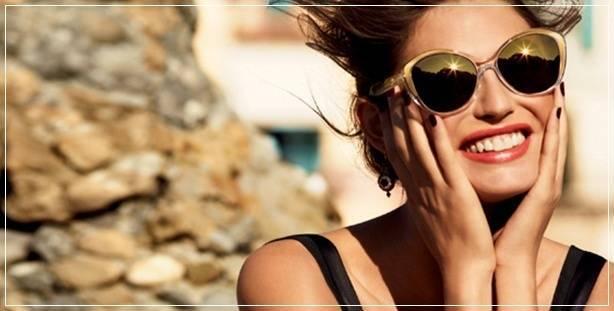 Dolce Gabbana Gold Edition 2012 campaign sunglasses 2