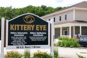 Kittery Eye exterior in Kittery, ME