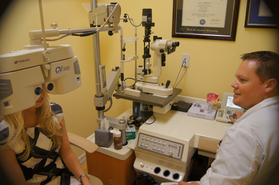 Premier Eye Center optometric practice in West Palm Beach