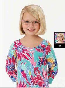 RZ-Lilly Pulitzer Girls Frames