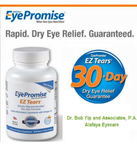 Dr.Yip and Associates Alafaya Eye Care - Ez Tears