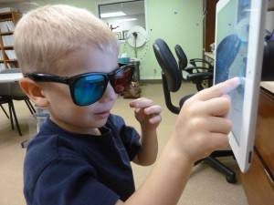 Vision Therapy with Preschoolers