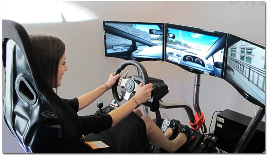 Driver_Training_Simulator