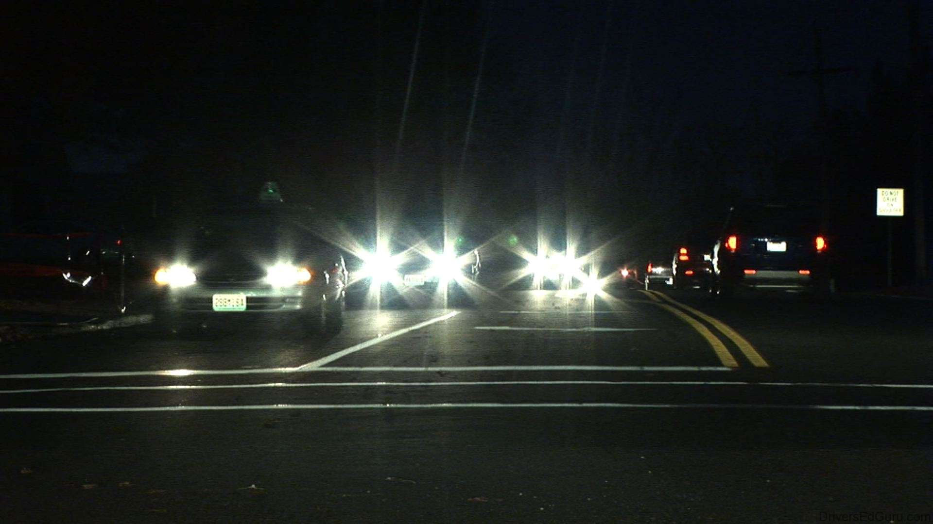 Lots of Glare