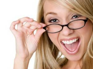 ss Attractive Woman With Glasses resized