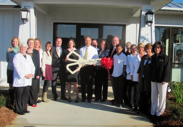 Eastern Shore Eye Care Optometrists in Fairhope, Alabama