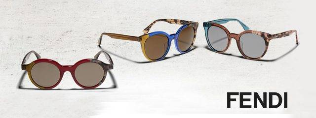 Eye doctor, pairs of Fendi sunglasses in Hartsdale, NY