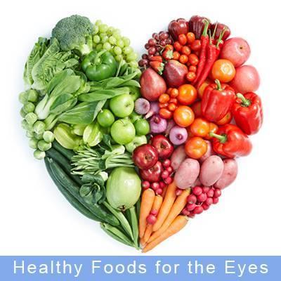 foods eye health
