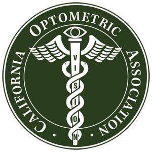 California Optometric Association Logo