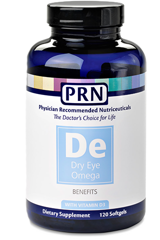 Dry Eye Omega Benefits