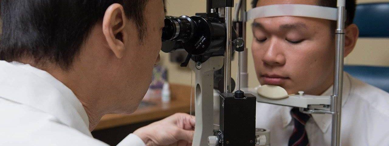 Contact Lens Eye Exam in Flagstaff, AZ