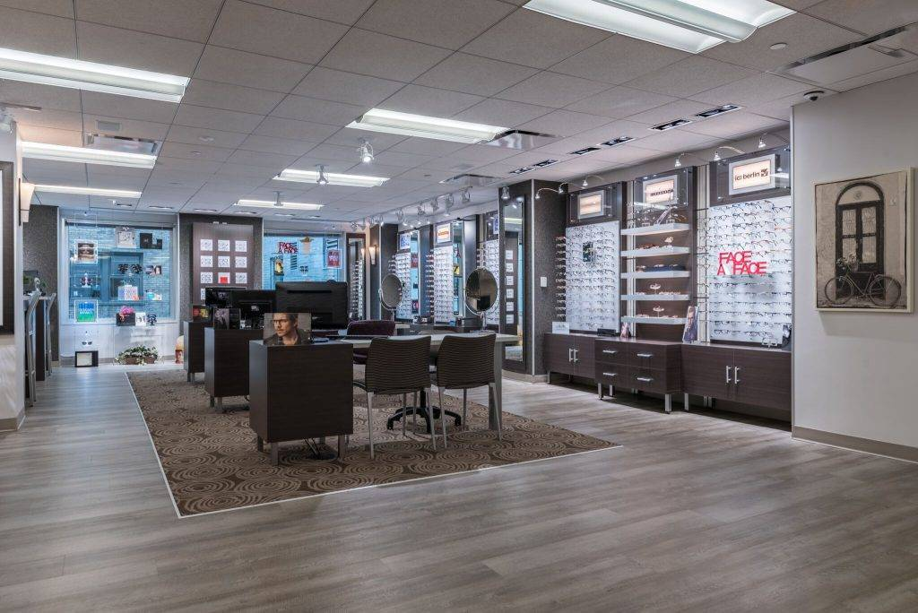 Inside our Eye Care Clinic, Washington Eye Doctors