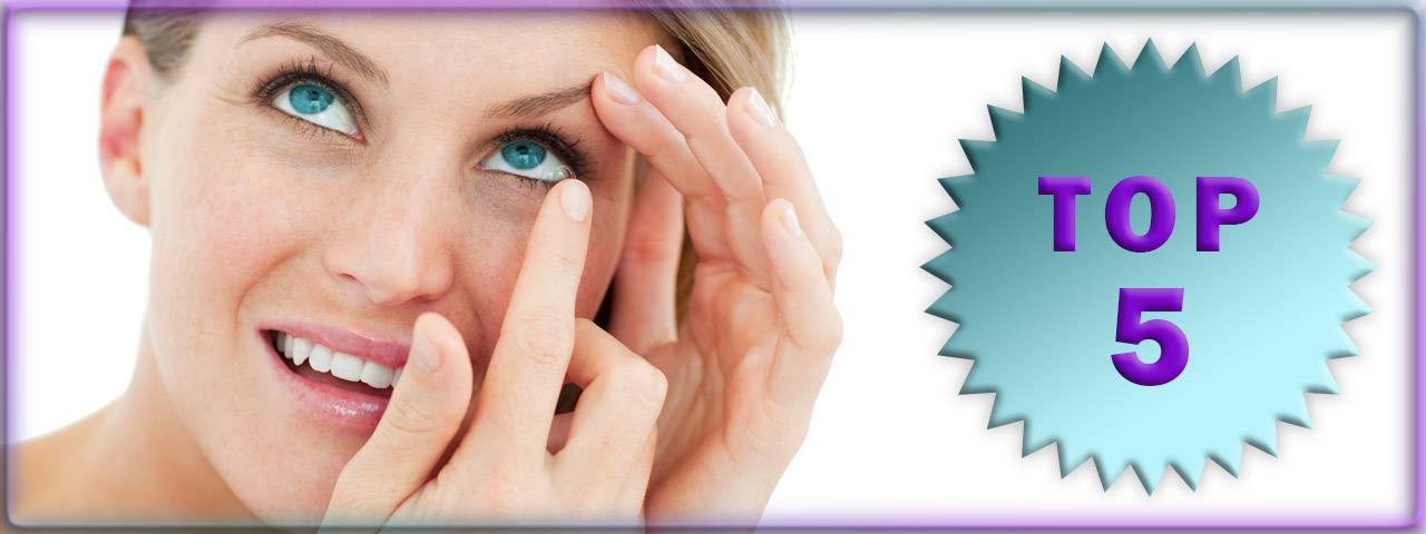 top 5 things to know about multifocal contact lenses