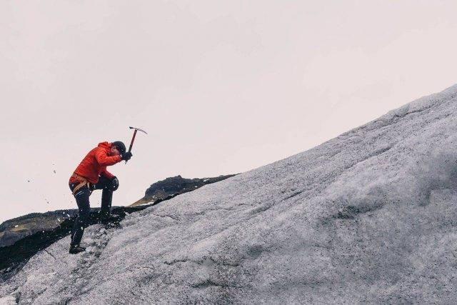 Sport mountain climber