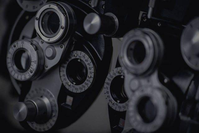 Eye exams in New Hamburg