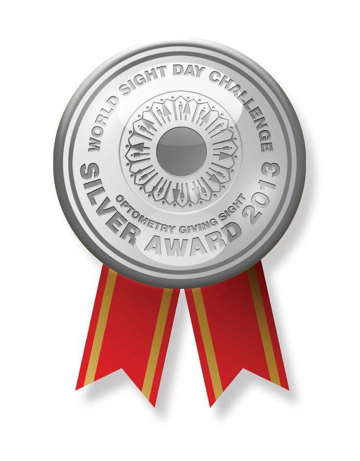 2013 Silver Medallion
