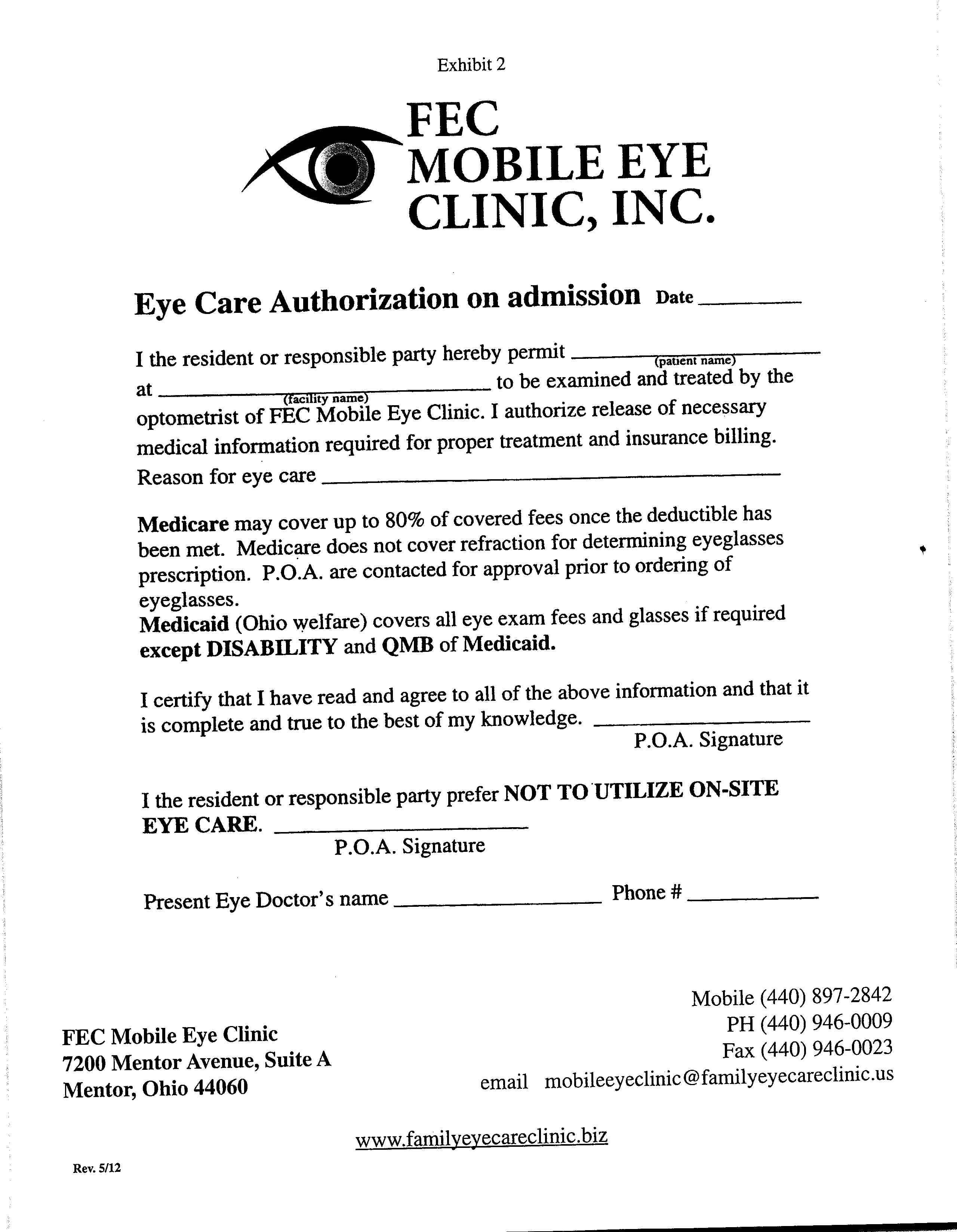 Denver Eye Care