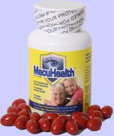 MacuHealth pills
