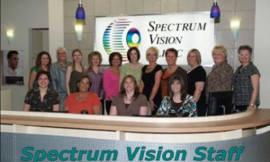 Spectrum Vision Clinic   Eye Doctor in Fredericton, NB