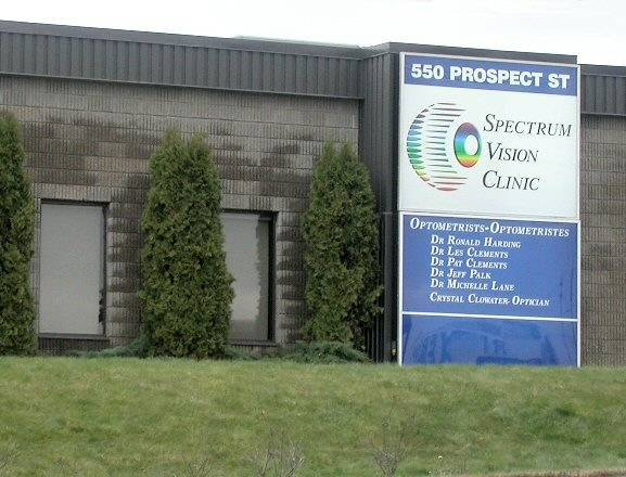 Spectrum Vision Clinic - Optometrist in Fredericton, NB
