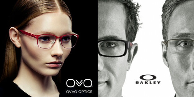 We carry ovo and oakley frames