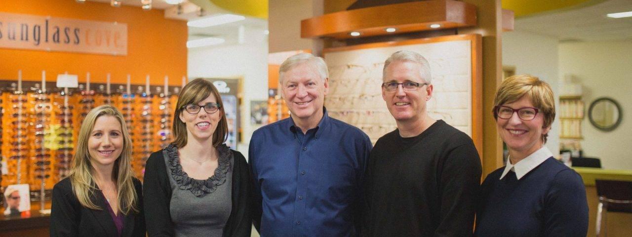 Winnipeg Eye Doctors at Village Optical in Manitoba
