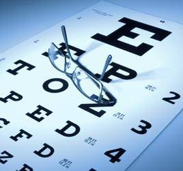 snelling eye exam