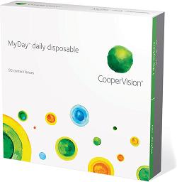 myday - coopervision - Eye Care - Oak Brook, IL