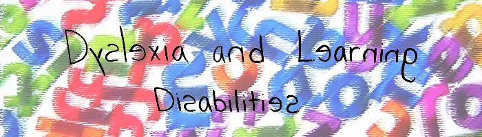 Dyslexia and Learning