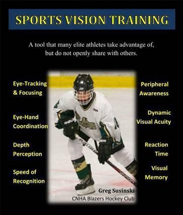 Sports Vision Training Calgary