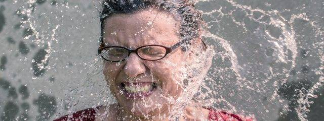 Eye care, woman wearing specialty eyeglasses in Plano, TX