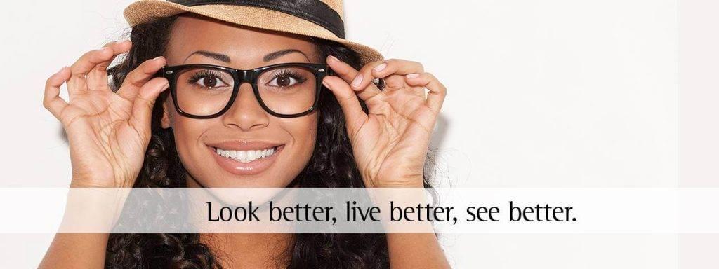 eyeglasses and designer frames for kids and adults