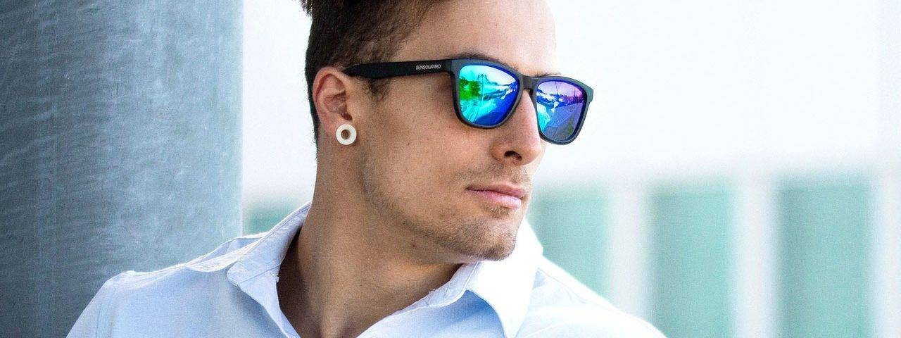 Man Sunglasses Model 1280x853 1280x480