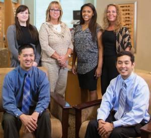 Loudoun Staff Group Photo in Ashburn, VA