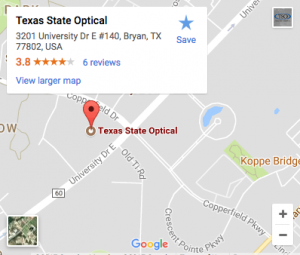 Texas State Optical   Bryan