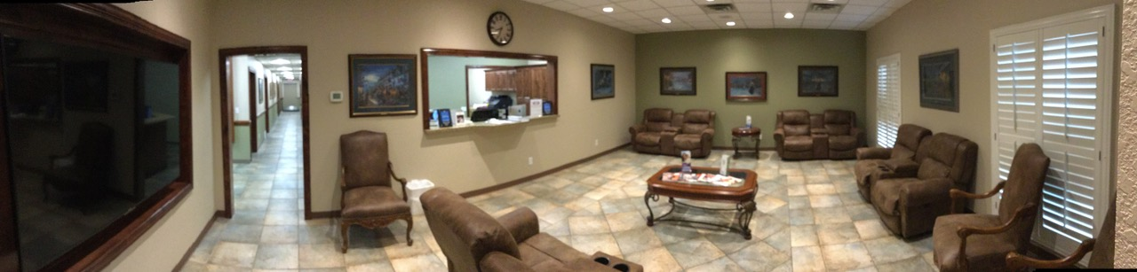 eye care clinic Midland, TX