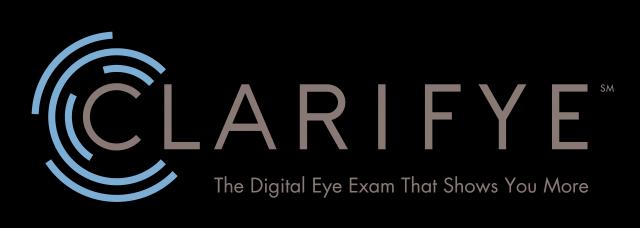 Clarifye Digital Eye Exam logo
