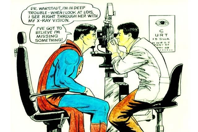 Dr. Warstadt Optometrist, providing eye exams in Atlanta, Georgia