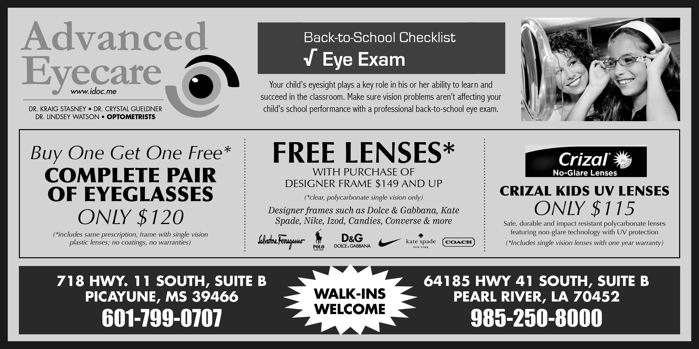 Advanced Eye Care 4x5 BW BTS 2015 5
