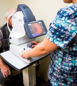 Advanced Eye Care - Retinal Camera